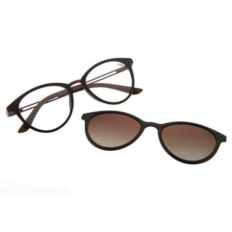 Armacao Para Oculos De Grau Feminino Chilli Beans Multi 2 Em 1