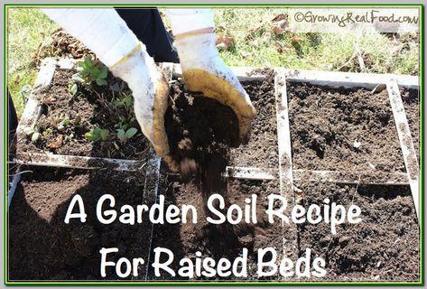 The Skinny On Organic Gardening Like A Pro Garden Soil Organic