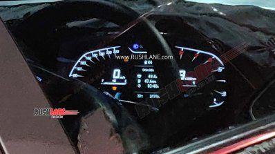 2020 Hyundai I20 With Fully Digital Instrument Cluster Spied In India Digital Instruments Digital Instruments