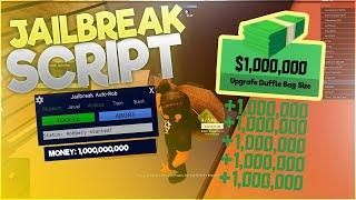 How To Get Lots Of Money In Jailbreak 2019