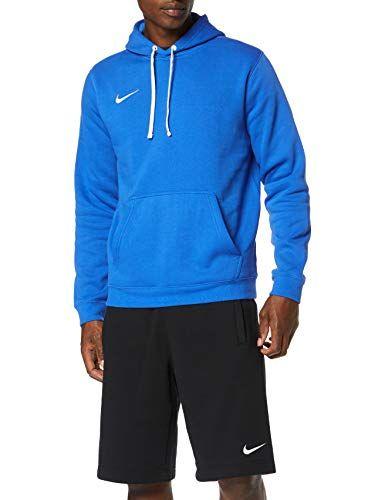 Nike Team Club 19 Hoodie Homme en 2020 | Blouson homme, Pull