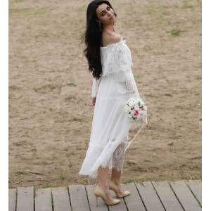 Beyaz Elbise Nisan Elbisesi Dugun Elbisesi Nikah Elbisesi Mezuniyet Elbisesi Elbise Modelleri 421339258 Elbise Elbise Modelleri Kadin
