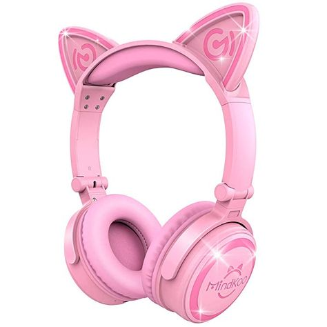 Wireless cat ear headphones amazon