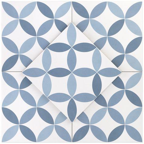 Encaustic Tiles for Floors & Walls