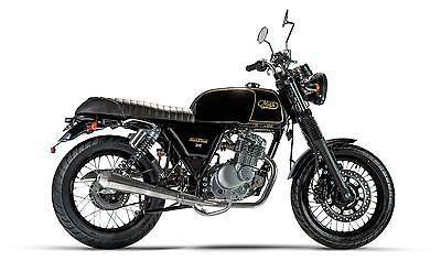 Ebay Ebay Mash Black 7 125cc Price Reduced To 1999 Motorcycles 1990s Bicicletas Retro Yamaha Cafe Racer Cafe Racer