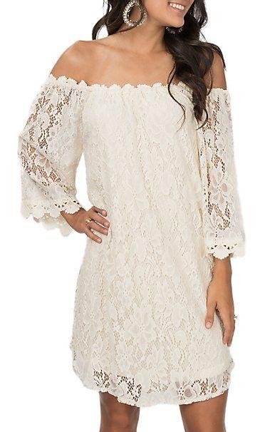 Cowgirl dresses, Lace dress boho