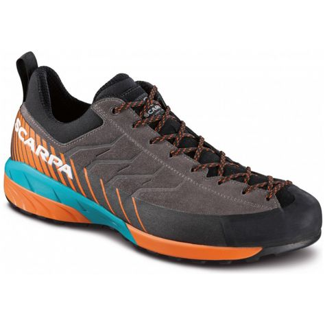The product Scarpa Mescalito falls into the Light walking shoes water resistant category. Order the Scarpa Mescalito now at OutdoorXL. Worldwide delivery with Track & Trace Code, 7 days a week customer support during the opening hours of the OutdoorXL store.