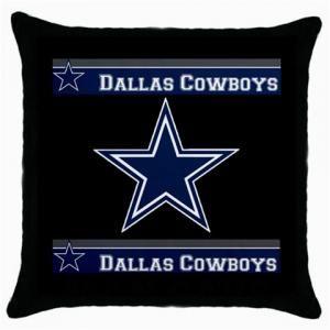 21 dallas cowboys throw pillow cases