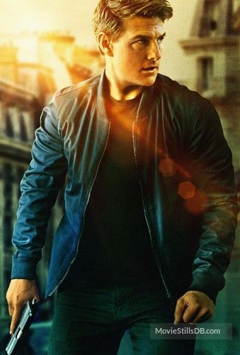 Mission Impossible 6 In 2019 Tom Cruise Mission