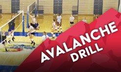 Beach Volleyball Warmup Drill That S Better Than Pepper The Art Of Coaching Volleyball Coaching Volleyball Volleyball Volleyball Drills