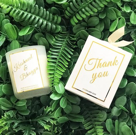 Wedding favors are a beautiful way to thank your guests for attending your wedding. #weddingfavors #weddingreceptionfavors #WeddingCandleFavors #weddingpartyfavors #inexpensiveweddingfavor #VotiveCandle