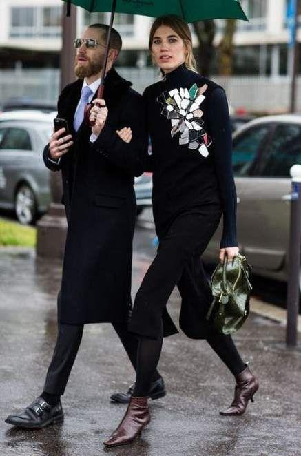 Fashion Week Street Style Couple 40 New Ideas