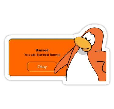 Club Penguin Sticker Club Penguin Funny Stickers Club