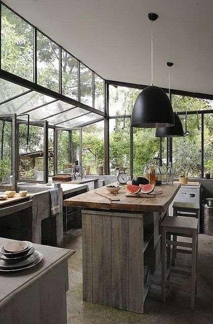 Cucina In Stile Industriale Progetti Di Cucine Cucina Dei Sogni Cucina Da Uomo