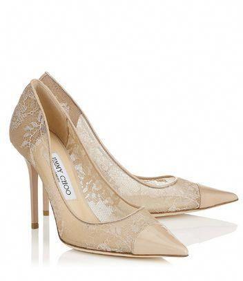 Jimmy choo wedding shoes, Bridal shoes