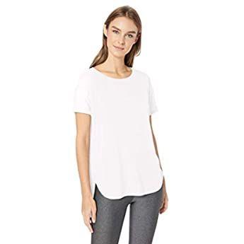 Amazon Essentials 2 Pack Short Sleeve Crewneck Solid T Shirt Camiseta Gris Charcoal Light Grey Heather Medium En 2020 Ropa Y Accesorios Pantalones De Trabajo Ropa