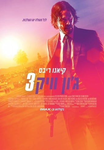 "John Wick Chapter 3 Parabellum Poster Keanu Reeves Movie Print 24x36/"" 27x40/"" #2"