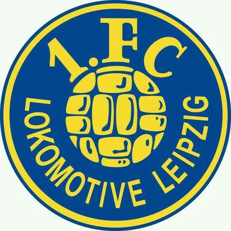 1. fC Lokomotive Leipzig crest.