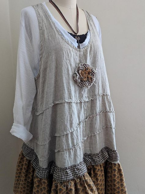 Boho hippie crochet vintage style knitted upcycled long sleeve cardigan purple multi freesize up to size 20