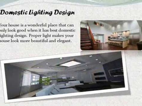 Domestic lighting design by sherry lighting design sherry