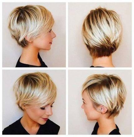 Haircut Diy Short 18 Ideas Cute Hairstyles For Short Hair Cute Short Haircuts Short Hair With Bangs