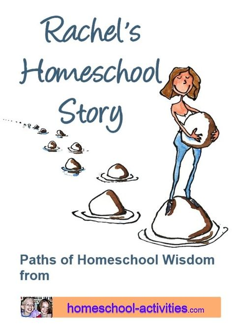 Free e-book in the Homeschool Moms Wisdom series.  Come and share your story with one of the very few second generation homeschooling families taught at home myself. www.homeschool-activities.com/homeschool-mom-wisdom.html