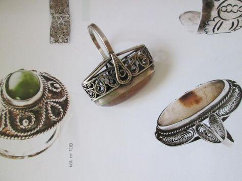 Muzealny Ogromny Gigant Imago Artis 4825835832 Oficjalne Archiwum Allegro Handmade Silver Jewellery Filigree Jewelry Silver Filigree