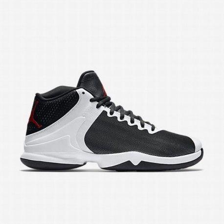 b7c1e36a3d178 Nike Men s Black White Infrared 23 Gym Red Jordan Super.Fly 4 PO Basketball  Shoe