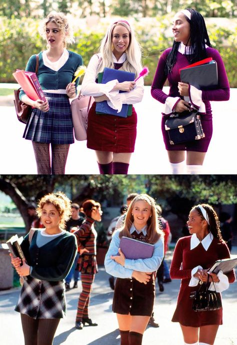 'Clueless' Halloween Costumes That'll Make You Look Like a Total Betty, Roses Outfit Mode,