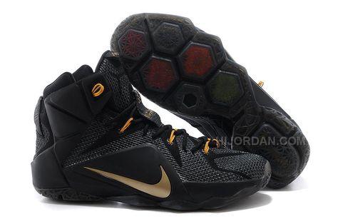Pin by rubytop on Nike LeBron 12 | Nike lebron, Gold