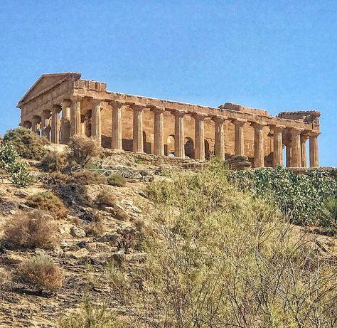 instaitalia #sicilia Valley of the Temples...