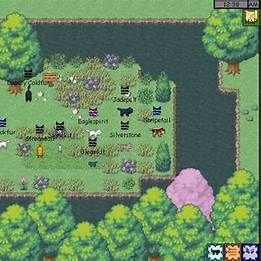 Warrior Cats Game Warrior Cats Games Warrior Cats Warrior Cat