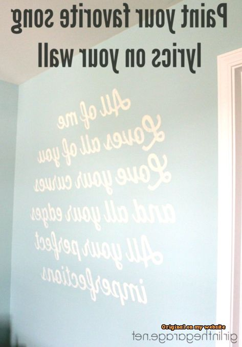 Canvas Art Ideas Diy If There S A Song That Has Special Meaning