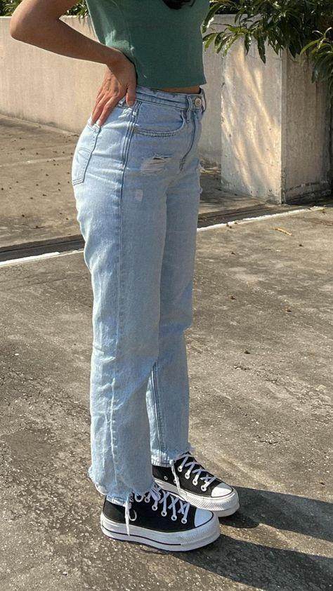 90s Boyfriend jeans