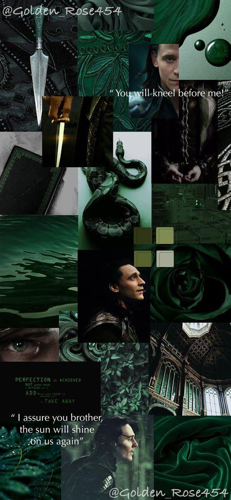 Loki Aesthetic