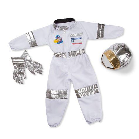 Ragazzi Spazio Uomo Astronauta Costume Costume Per Bambini