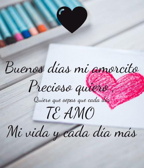 Bonitas Tarjetas de Buenos Días Bombon ➤⭐ ¡Buenos días Bomboncito! Siempre estas en mis pensamientos, te amo. Hermosas Frases para el amor de tu vida.