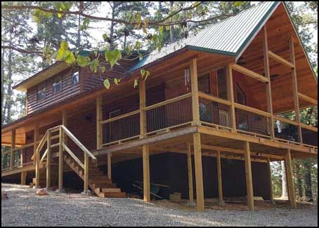 Broken Bow, Lake Cabins, Pool Tables, John Smith, Beavers, Lakes, Ponds,  Rivers