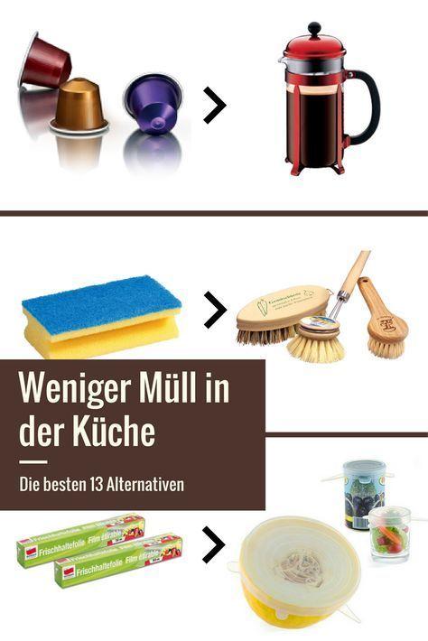 Weniger Mull In Der Kuche Das Sind Die 13 Besten Alternativen Buy It Keep It In 2020 Plastikfrei Kuche Leben Ohne Plastik