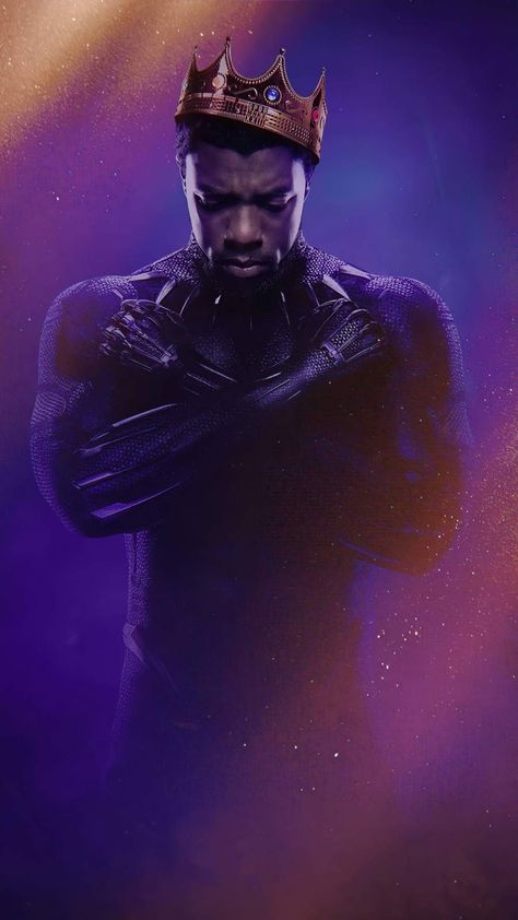 Black Panther Rest In Power IPhone Wallpaper - IPhone Wallpapers