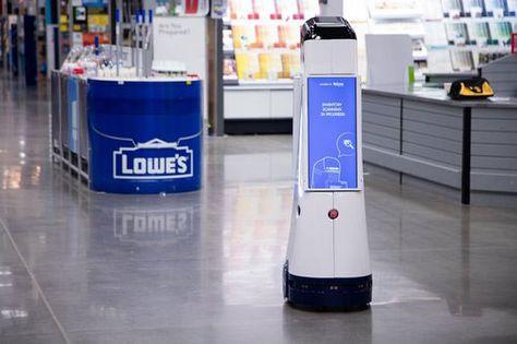 Retail Service Robots