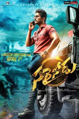Sarrainodu 2016 Dual Audio 720p 1 66gb Asad Raza In 2020 Sarainodu Full Movie Hd Movies Download Telugu Movies Online