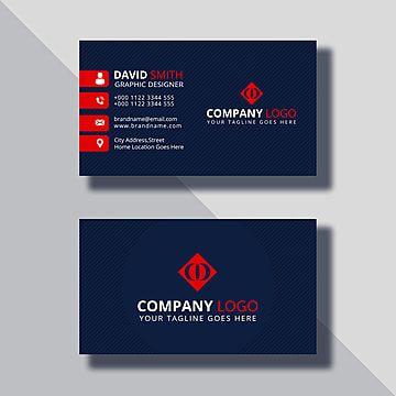 طباعة تصميم بطاقة عمل جاهزة In 2020 Card Design Business Card Design Company Logo
