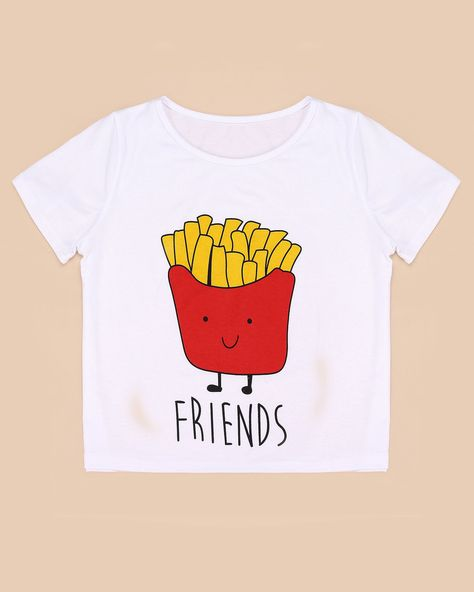 Summer Plus Size Blusas Fashion Women Short Sleeve O-Neck Top Tees Best Friends Printed T Shirts Casual Loose Crop Tops