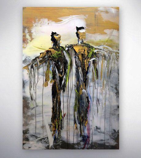 moderne gemalde figurative bilder malerei abstrakte modern abs acrylbilder abstrakt malen kunst gemälde