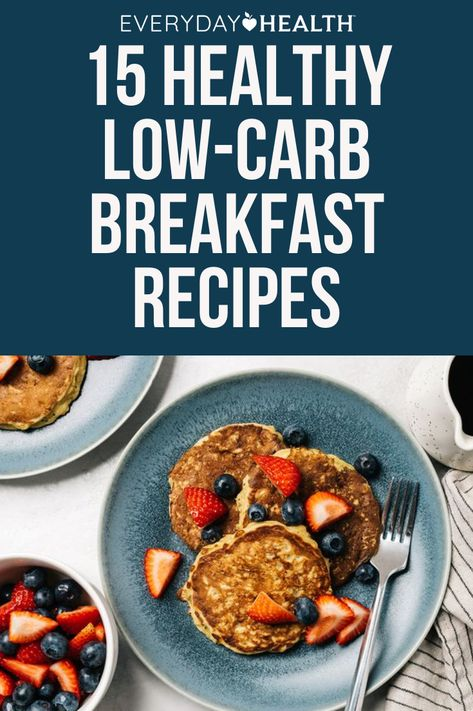 Whether you have diabetes, stick to a Mediterranean diet, or are on keto, these nutritious and creative morning meal ideas fit the bill.
