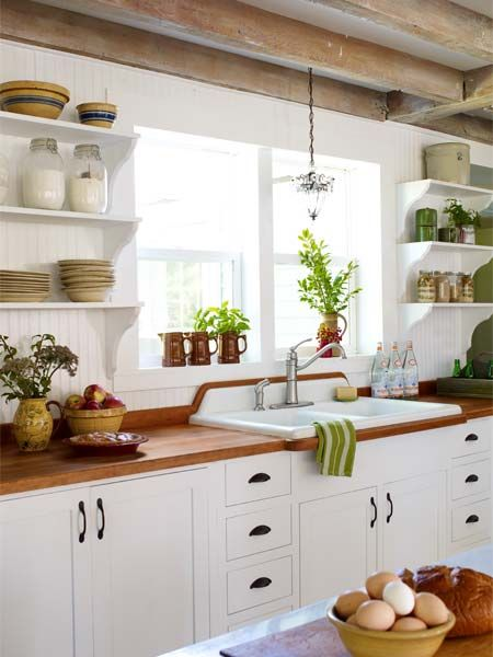 All About Wood Countertops | Farmhouse style, Cherries and Spaces
