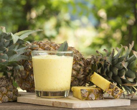 ananas allanguria per dimagrire