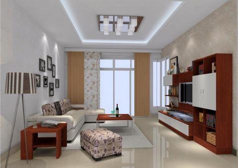 Contoh Gambar Plafon Pvc  58 gambar desain plafon ruang tamu terbaik desain ruang