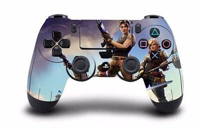 FORTNITE PS4 CONTROLLER SKIN | Gaming in 2019 | Ps4 games